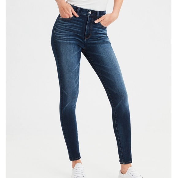 c5643a8348e30 American Eagle Outfitters Pants | Ae 360 Next Level Stretch Jeans ...